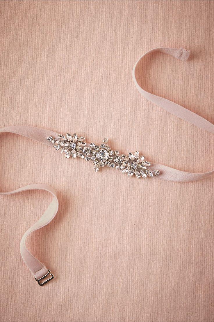 Mischka Bridesmaid Belt from @BHLDN
