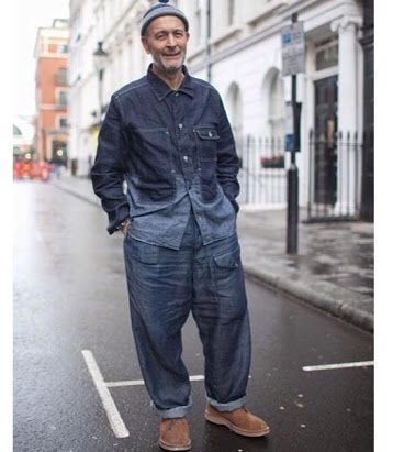 LookDenim — Nigel Cabourne showing the way.