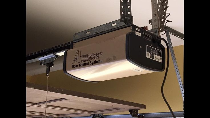 Allister Garage Door Opener Remote regarding Your property
