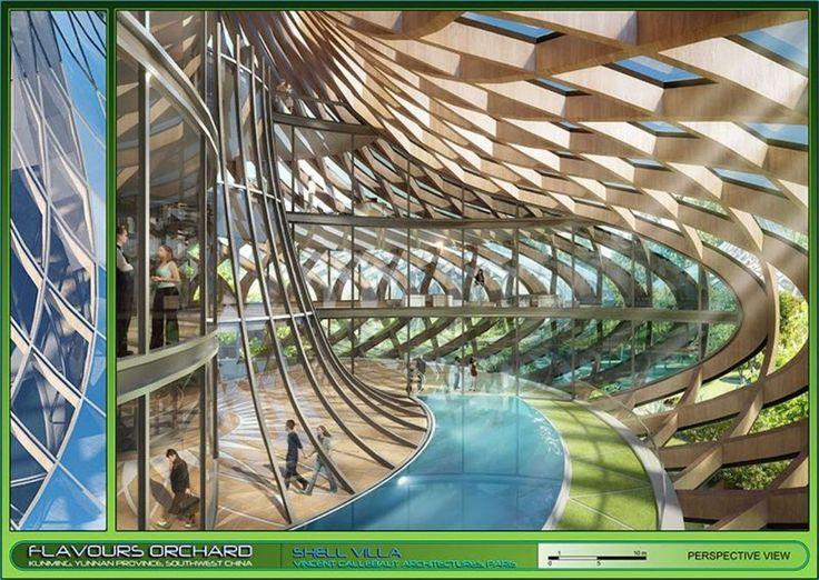 FlavoursOrchard11 Futuristic architecture, Eco city