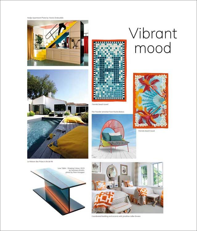 985063f7f9f37 A + A Home Interior Trends S/S 2020   mode...information GmbH ...