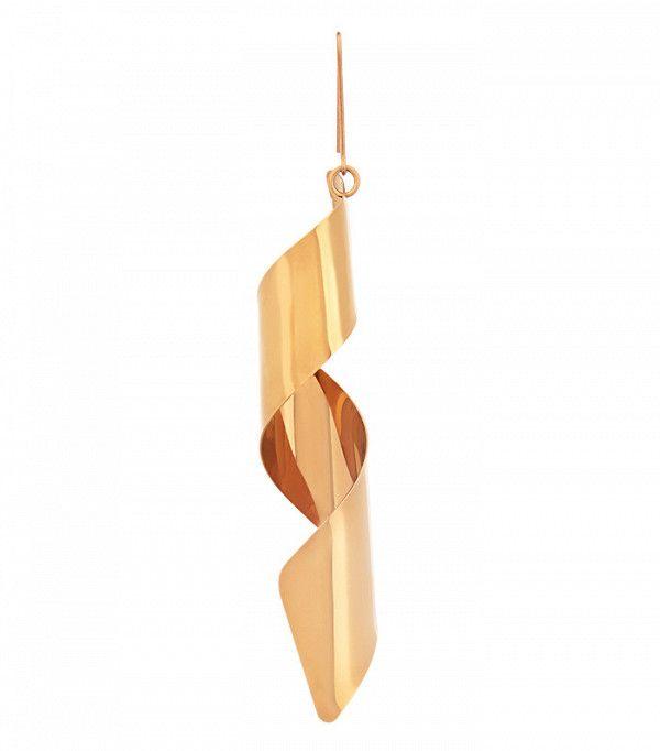 best mismatched earrings: Stella McCartney