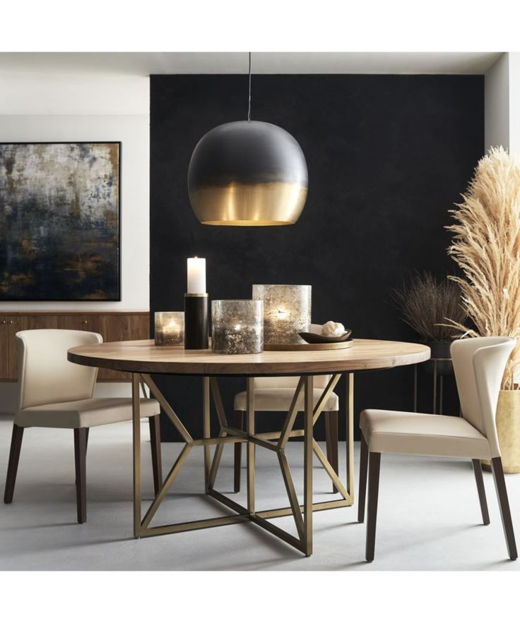 Crate And Barrel Curran Dining Chair