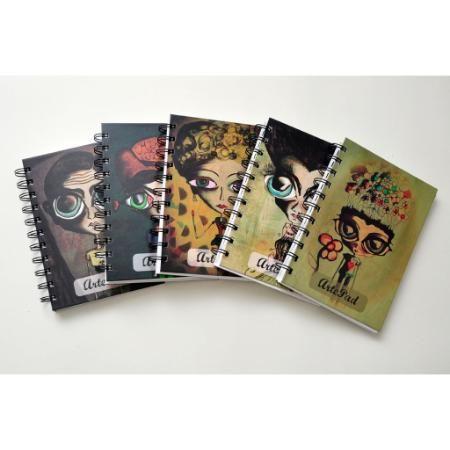 Libreta Florcitas $ 90.64 - ArtePad