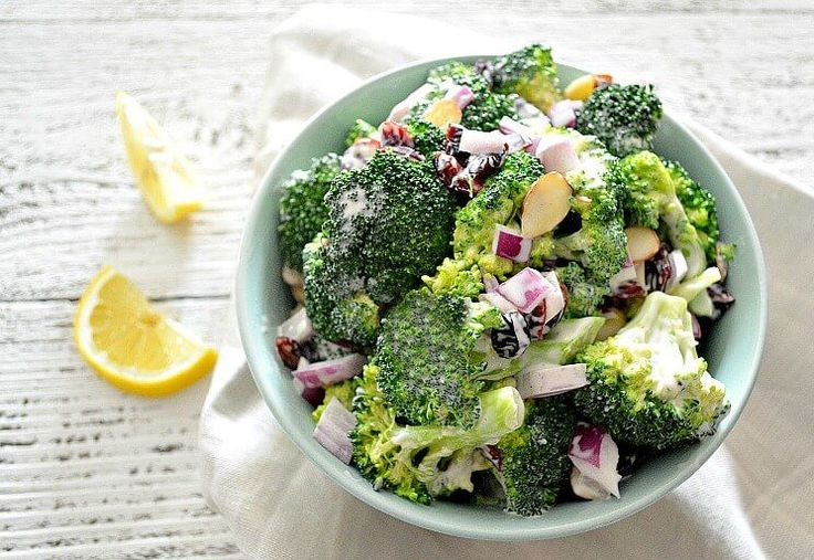 A two-minute blanch gives this nearly-raw salad the perfect amount of crunch.
