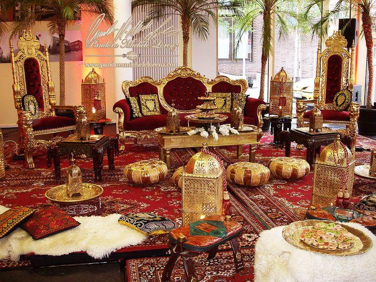 sommerfest oriental night 2015 der asta der hs exklusive luxus lounge bereiche. Black Bedroom Furniture Sets. Home Design Ideas