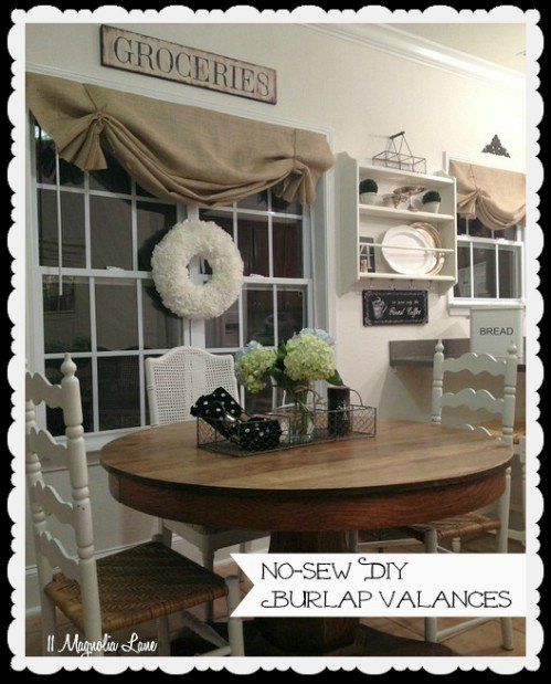 100 Gorgeous Burlap Projects that will Beautify Your Life - Page 2 of 10 - DIY & Crafts