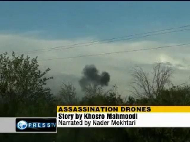 UN unable to stop US drone attacks by Deepak Tripathi. Press TV News Analysis --