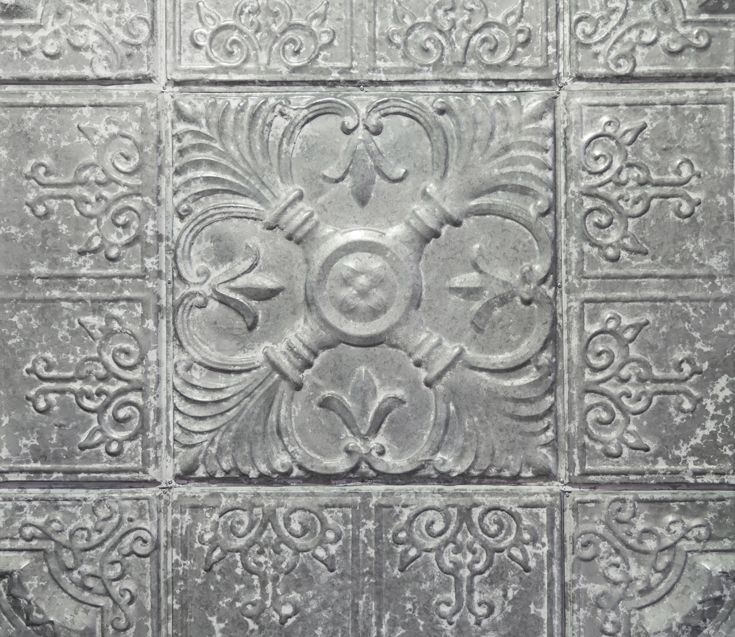 Rustic pressed metal is ideal to welcome a unique look for your walls, ceilings, splashbacks, cabinets and wainscots | Shop our huge range of vintage Pressed Metal collection at Schots in Melbourne & Geelong, Australia or online at www.schots.com.au