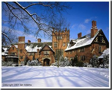 YET TO SEE  Stan Hywet Hall (castle) in Akron, Ohio