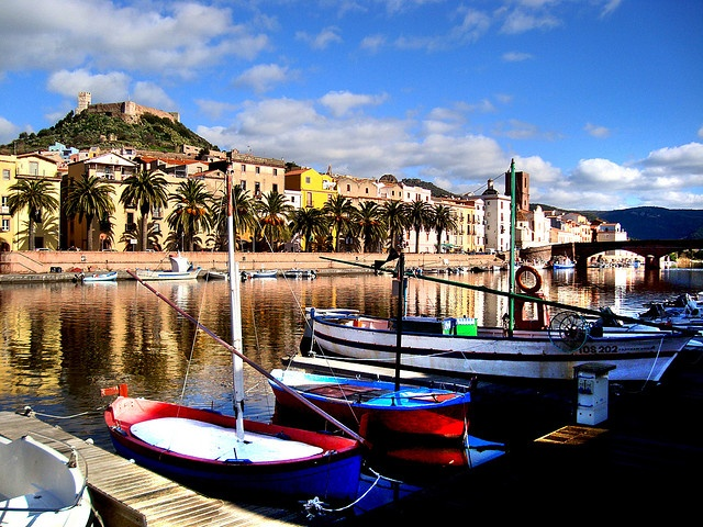 The other side of the river  #Bosa  #Sardinia #Sardegna