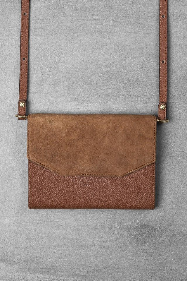 Wallet Bag - Sand - Bukvy