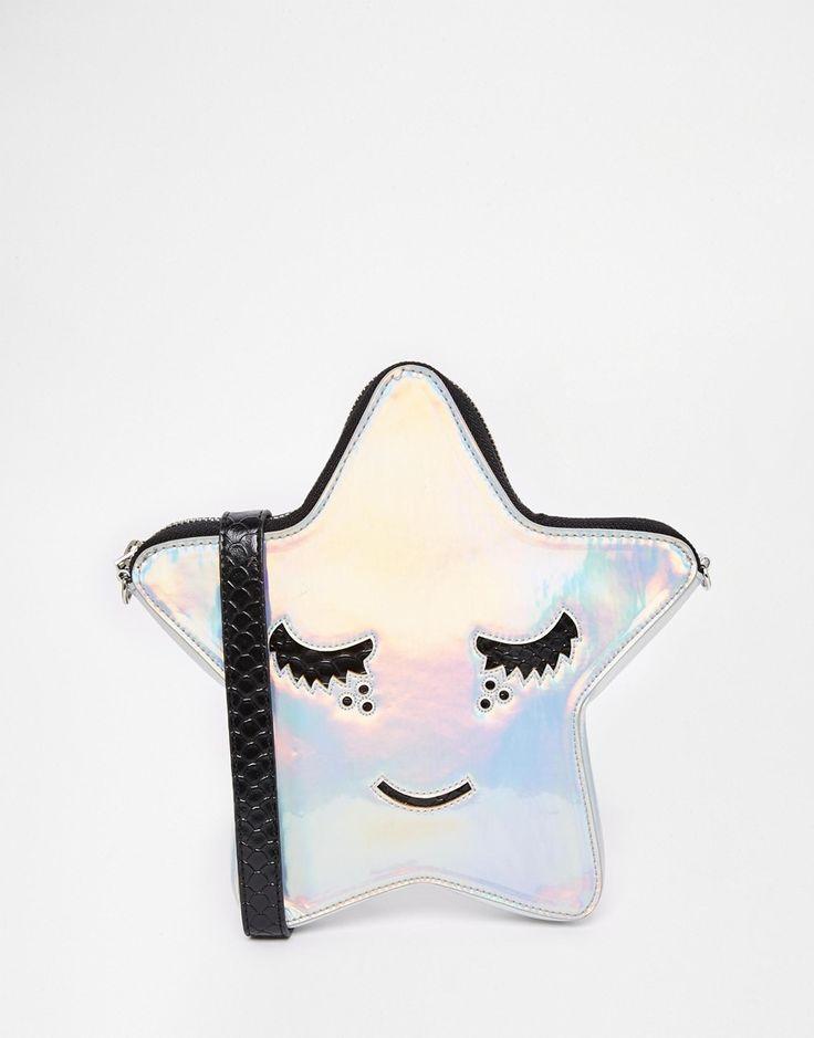 This Skinnydip Star Across Body Bag is sooo cute!