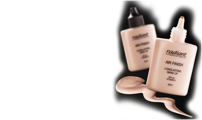 Air Finish Longlasting Make Up   Radiant Professional