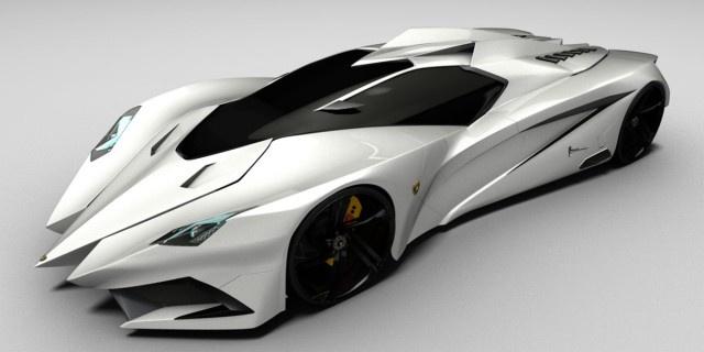 Lamborghini Ferrucio del futuro
