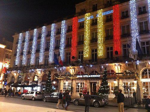 Brasserie le Bordeaux, Grand Hôtel de Bordeaux restaurants
