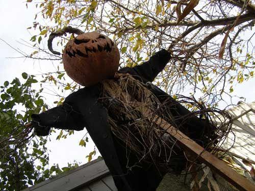 Scarecrow.Halloween Scarecrows, Danial Halloween, Autumn Halloween Thanksgiving, Pumpkin Head, Decor Ideas, 2014 Plans, Pumpkinhead Scarecrow Costumes, Pumpkinhead Scarecrows, Scarecrows Ideas