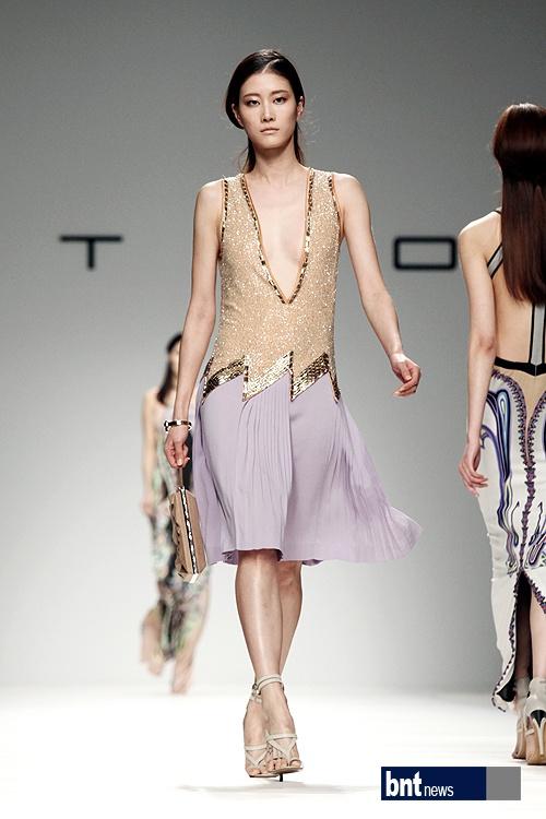 bntnews, Korea, ETRO, Fashion show, photographer Kim Gang yoo, 2012.03.15