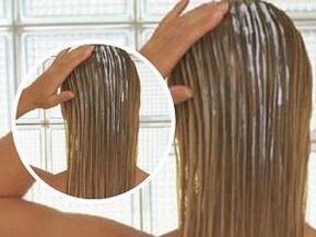 Pflege für trockenes, mattes Haar