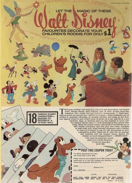 107 Best Disney Vintage Ideas Images On Pinterest