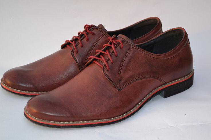EDEK Handmade Corporate Casual Shoes
