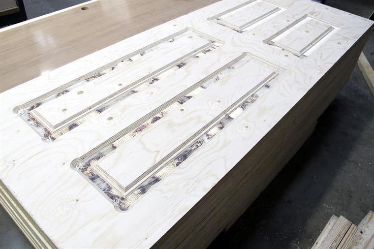 Metsä Wood deliveres Kerto-Q for Rocal's external doors