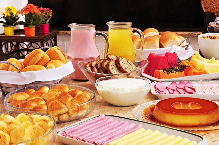 Comece acertando já no café da manhã e prepare uma mesa especial com tudo que ele gosta!