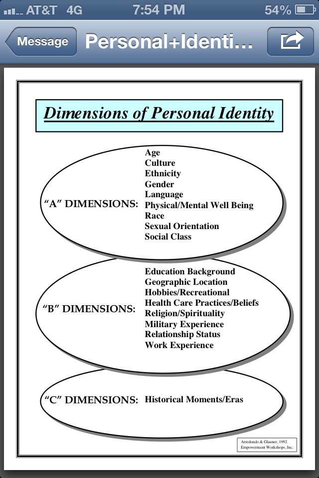 the professional identity of a mental health counselor essay So you want to be a counselor, huh training,  w bryce hagedorn, phd, lmhc, ncc, mac professional identity  licensed mental health counselor.
