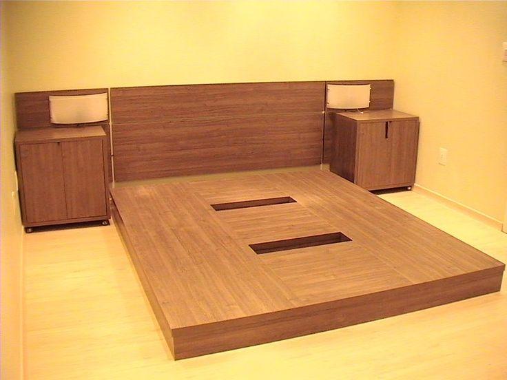 25 melhores ideias de cama japonesa no pinterest cama for Como hacer una cama de madera de 2 plazas