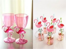 Festa de Flamingos : 10 motivos para ter uma! | Blog de Casamento DIY da Maria Fernanda