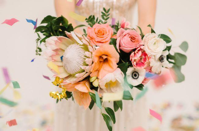 Anémonas: flores en tendencia para tu ramo de novia Image: 18