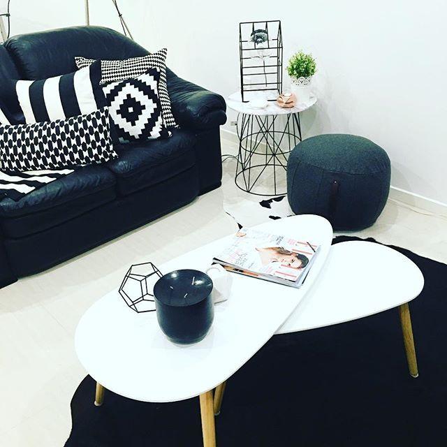 side table $29, coffee table $39, ottoman $29, geo shape $3, marble coasters $6 & marble candle holder $9 #kmart#kmartaus#kmartqueen#styling#home#marble#candle#table#coffeetable#ottoman#felt#geoshape#new#latest#bargain @kmartaus