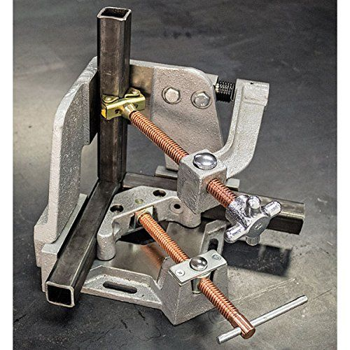 3-Axis Welders Welding Angle Clamp - From a post all about welding clamps.