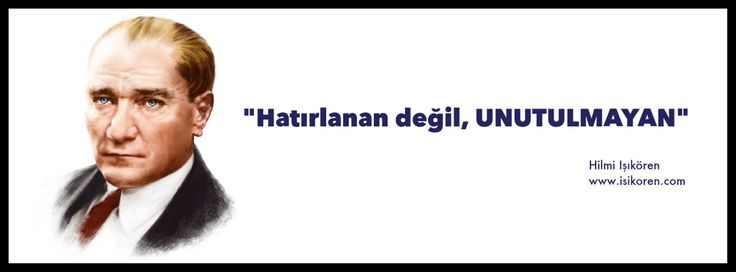 UNUTULMAYAN  http://www.isikoren.com/atam/