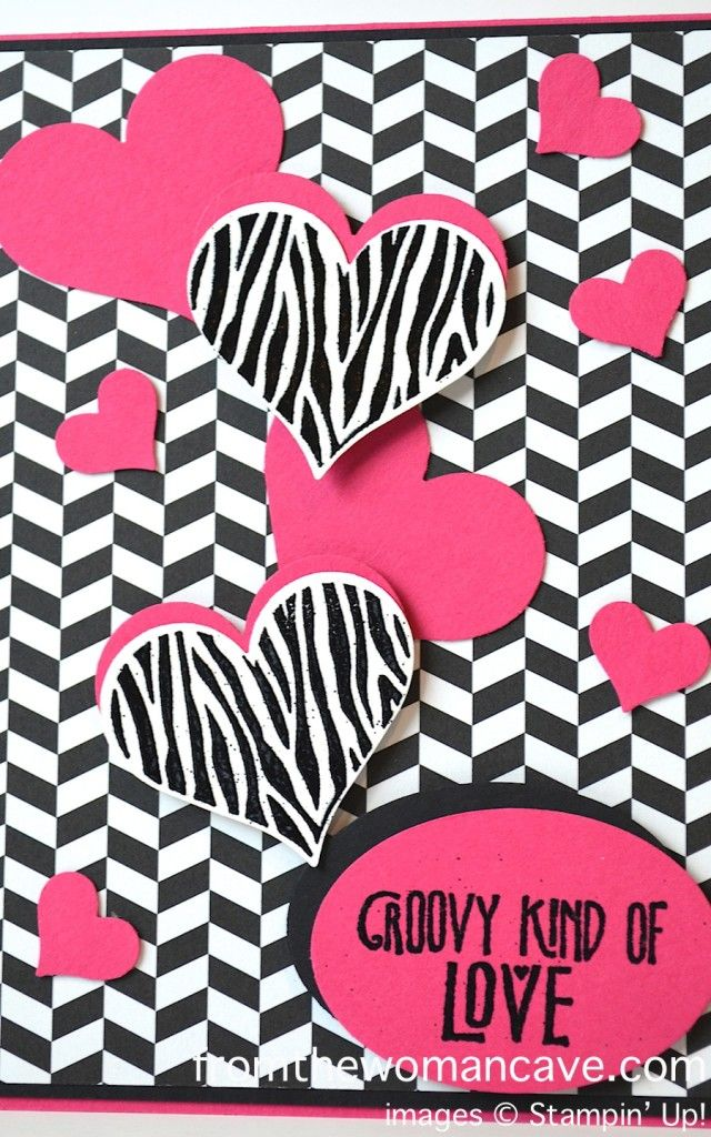 Groovy Love - Stampin' Up!