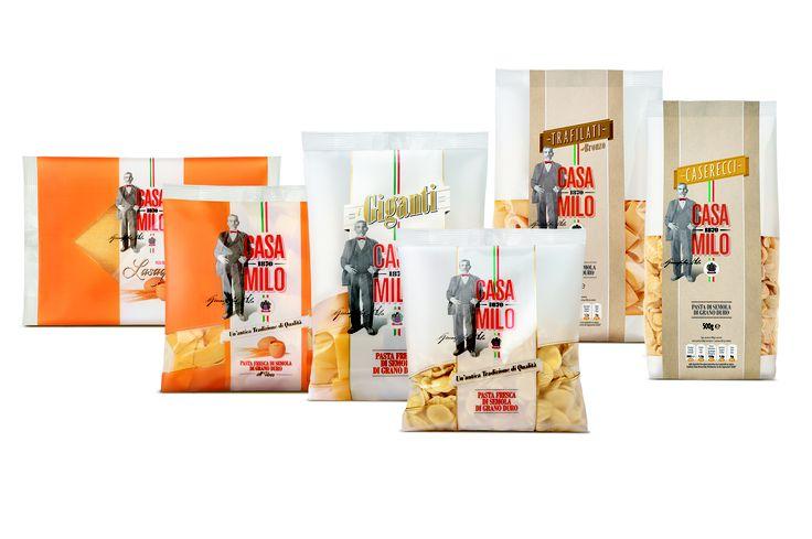 CASA MILO - Pack linea pasta by LOJACONO & TEMPESTA