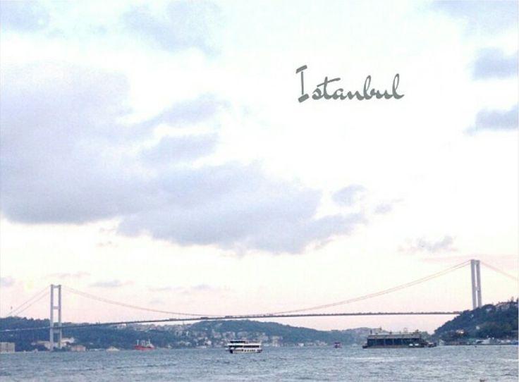 İstanbul / Turkey, bosphorus