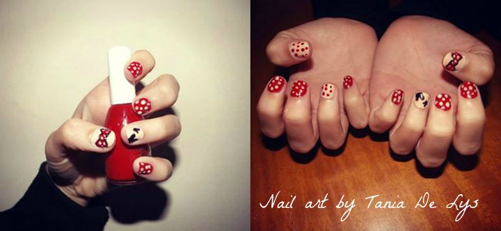 Nail art by Tania De Lys