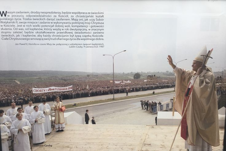 Ul. Jana Pawła II, 1987