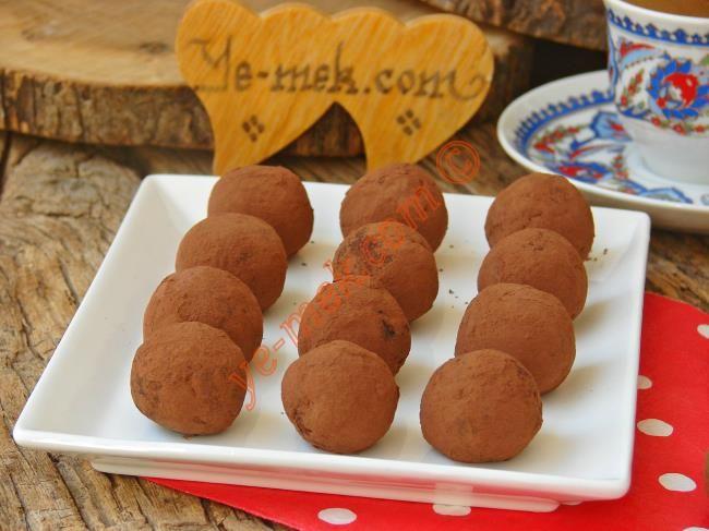 Tiramisu Topları Resimli Tarifi - Yemek Tarifleri