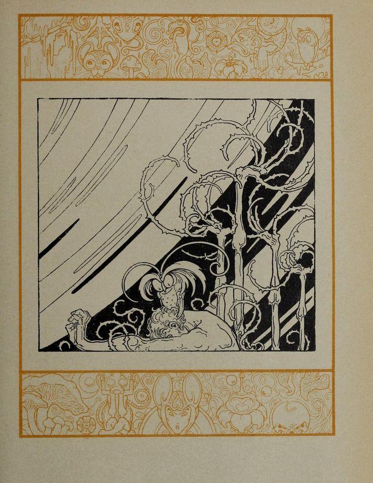 """Antonio Rubino   From """"Versi e Disegni"""", 1911"""