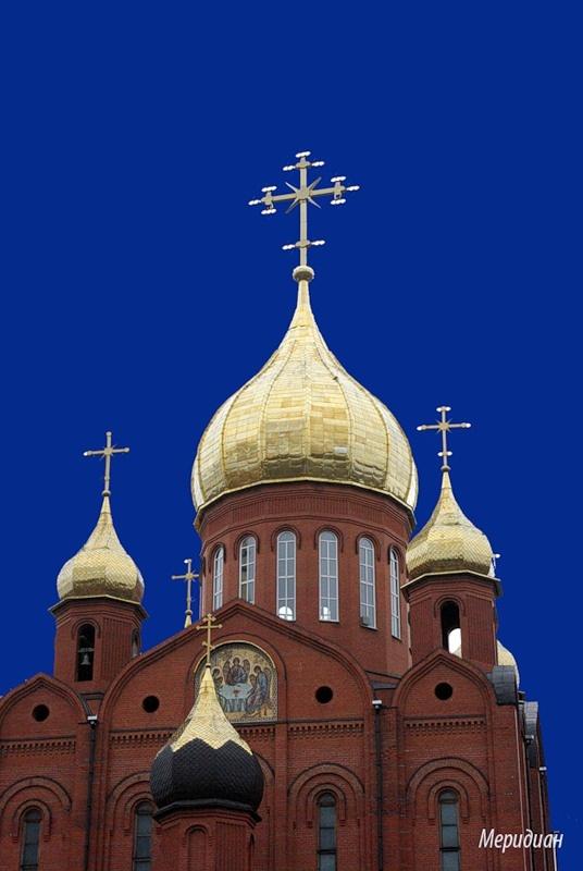 CTTMeridian — «Знаменский кафедральный собор» на Яндекс.Фотках