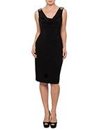 Mr K Spunknit Drape Front Dress  #davidjones #dresses #Mrk #fashion #save