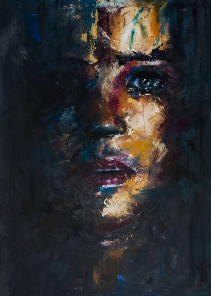 "Saatchi Art Artist Davide Cambria; Painting, ""Memoria"" #art"