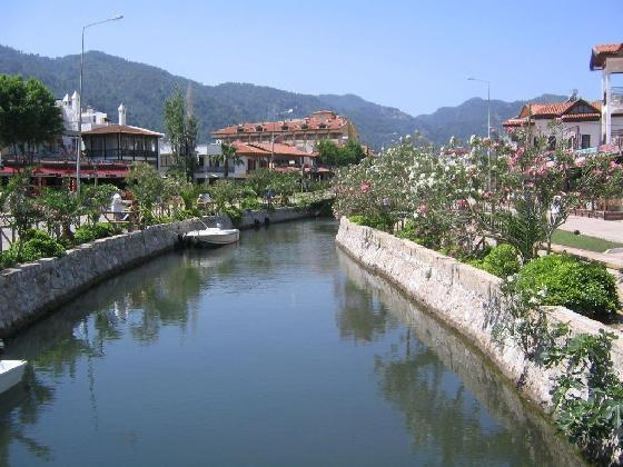 Icmeler canal