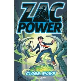 Zac Power: Close Shave $9.95