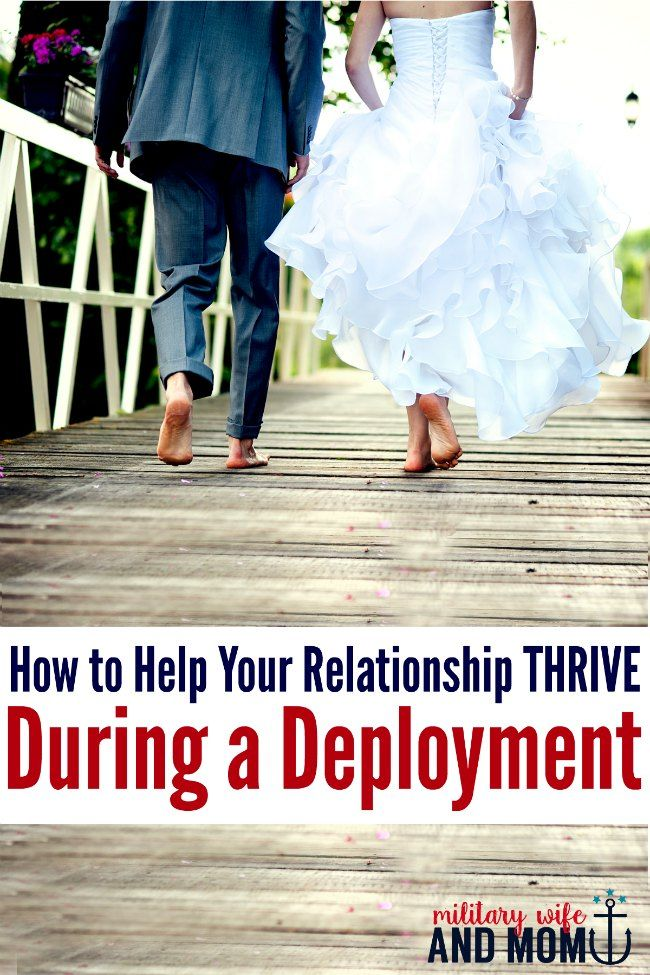 10 amazing ways to keep a strong relationship during deployment. Military spouse | Military wife | Military girlfriend | Military family | Military Deployment