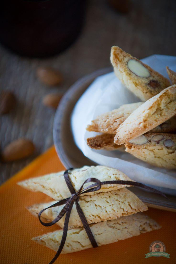 Cantuccini, italienisch Mandelgebäck
