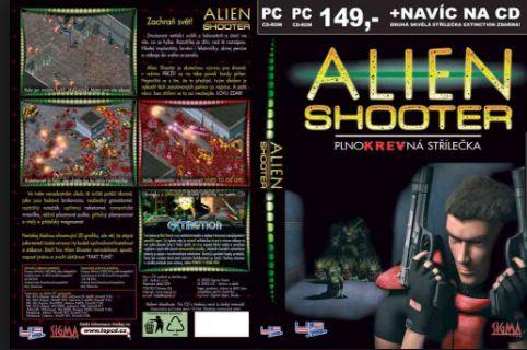 تحميل لعبة alien shooter 1 مضغوطة