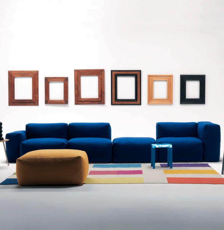 Sleeper Sofas Contemporary armchair by Jasper Morrison referencia sofa retratil